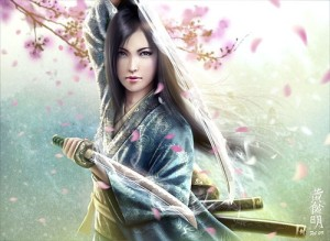 asian,samari,warrior,woman,sword,art-3dec88ffd6fd238f88b0f1c0c032bb42_h