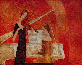 Dina Shubin_Music InThe Air