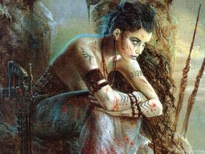 1920x1440-luis-royo-fantasy-artwork-beautiful-woman-warrior-desktop-hd-wallpaper