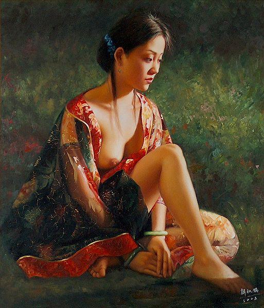 Xie Qiu Wa Tr Art-4
