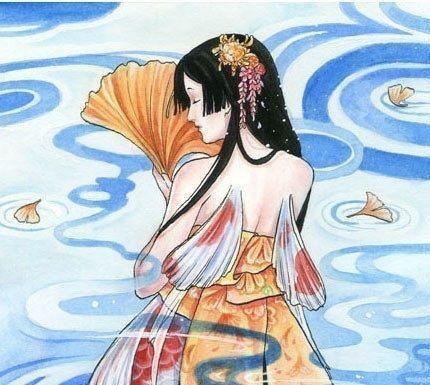 oriental-mermaid