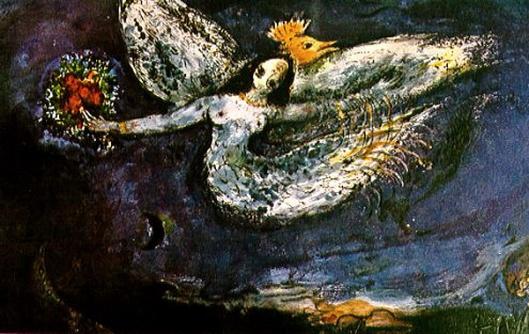 chagall-firebird