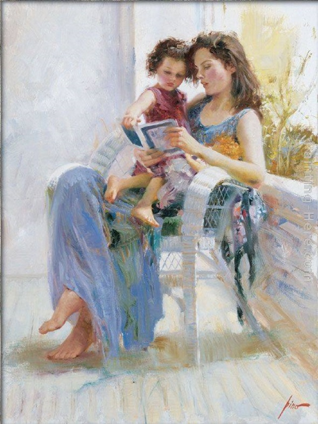 bluepixel_Painting_mother-and-child-5
