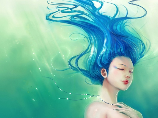 Drawn_wallpapers___Painted_girls_The_girl_with_blue_hair_015391_1