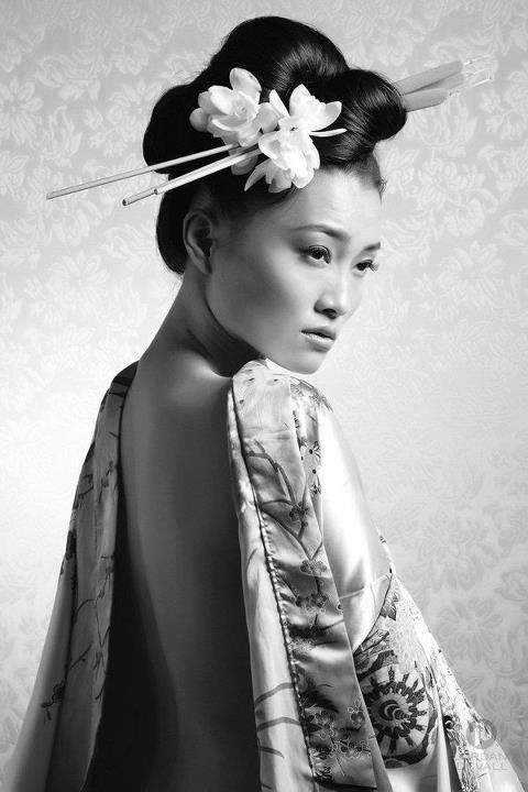 Fleur de Souffrance Geisha