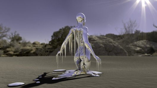 melting_woman_by_capsat