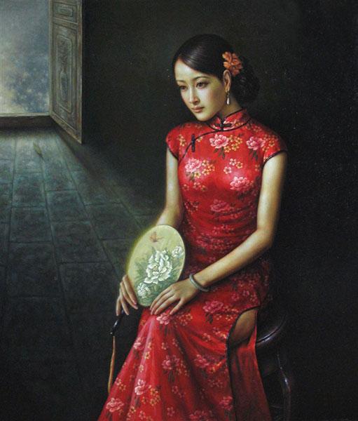qipao-woman-oil-painting_LRG