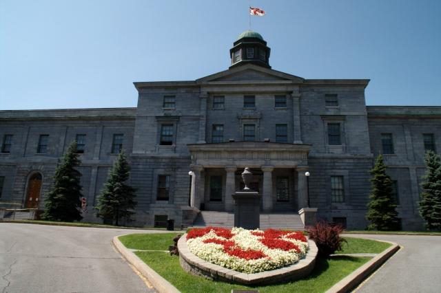 Pavillon central de l'Université McGill