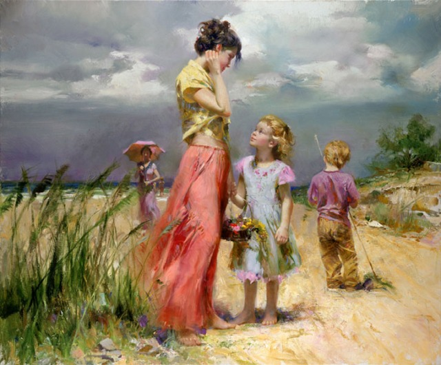 6-remember-painting-by-pino-daeni